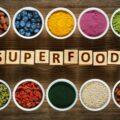 Superfood, miseczki z superżywnością