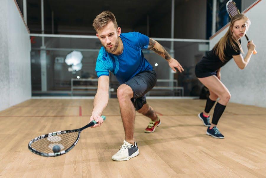 Squash – na czym polega? Zasady gry