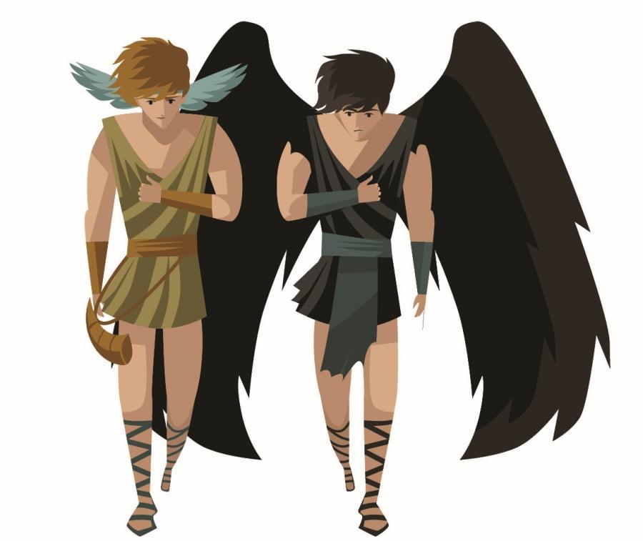 Tanatos – grecki bóg śmierci
