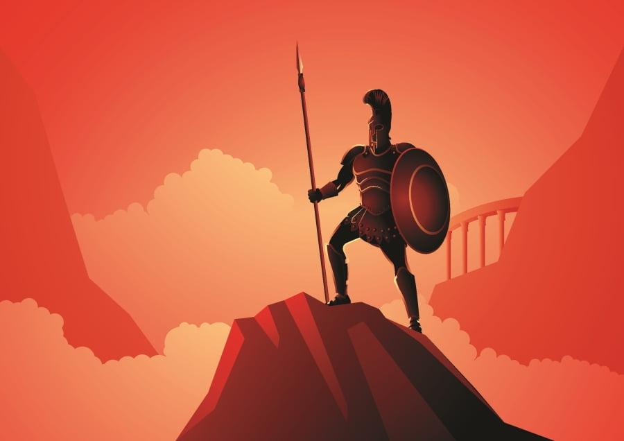 Ares – grecki bóg wojny