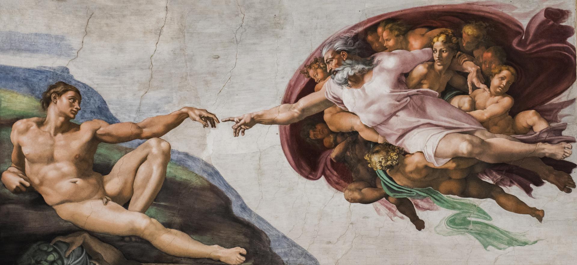 Dlaczego w malarstwie Bóg jest starcem z brodą?