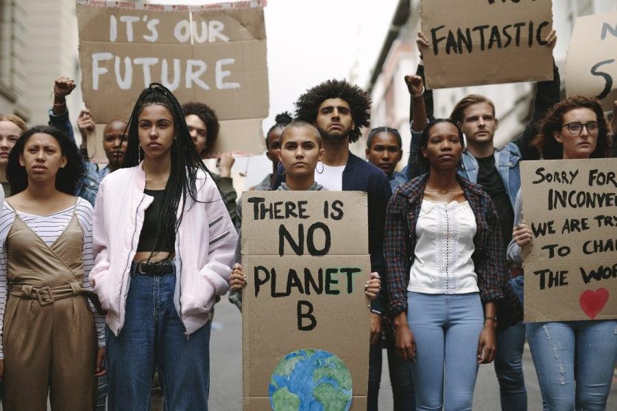 Co to jest Młodzieżowy Strajk Klimatyczny?