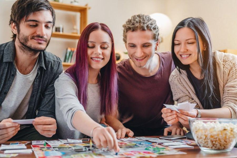 Ciekawe gry planszowe dla nastolatków