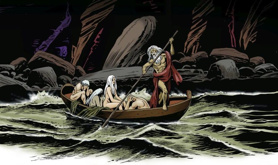 Styks i pozostałe rzeki Hadesu – ich nazwy i znaczenie