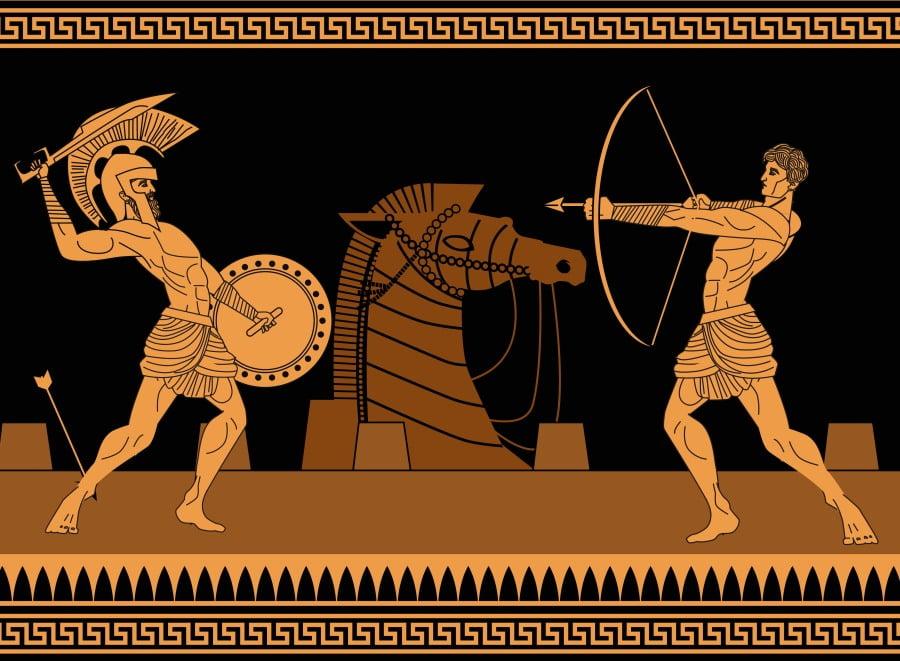 Przyczyny i znaczenie wojny trojańskiej