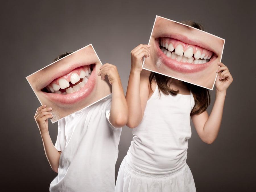 Ile człowiek ma zębów i kiedy rosną kolejne?