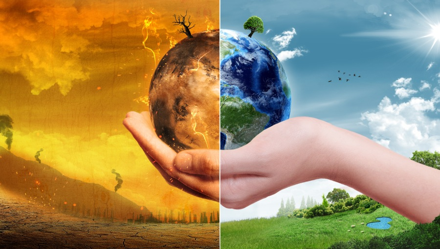Jak zapobiegać ociepleniu klimatu?