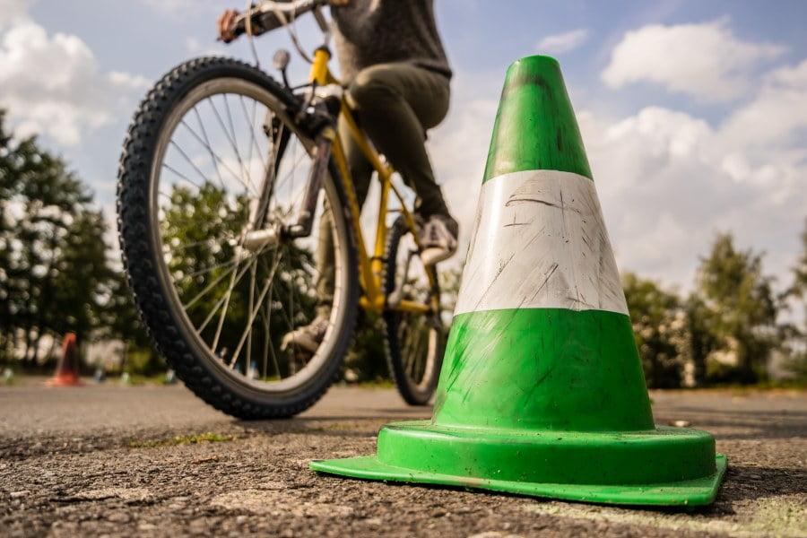 Jak zdać testy na kartę rowerową?
