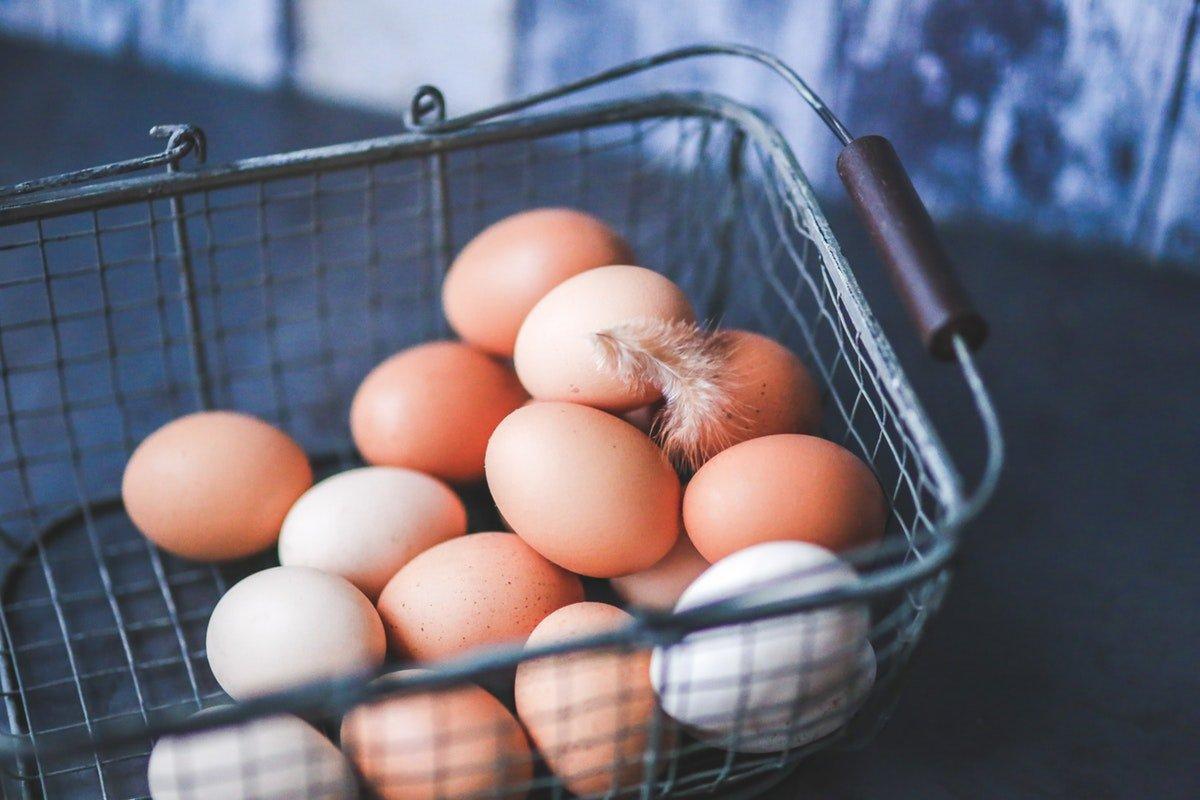Jajko kosmetykiem na włosy