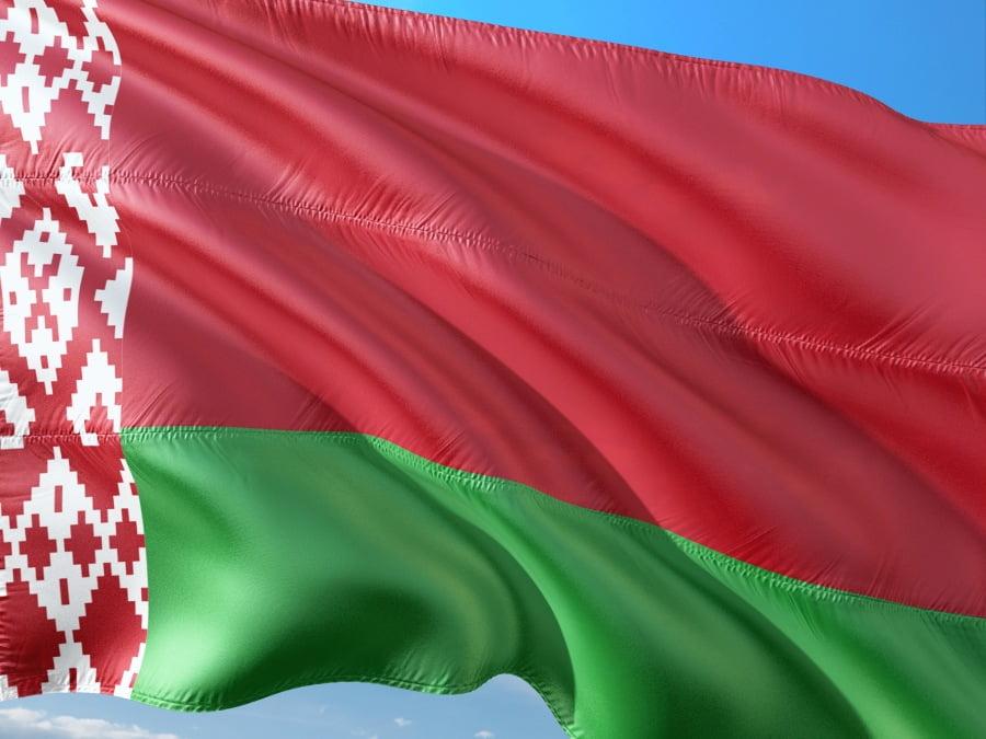 Oficjalna flaga Białorusi