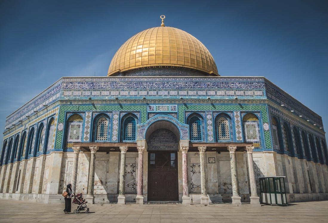 Jerozolima – wielki konflikt