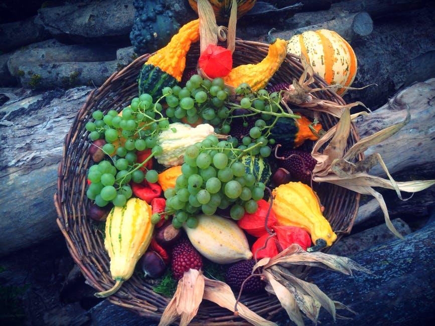 Co jeść jesienią?