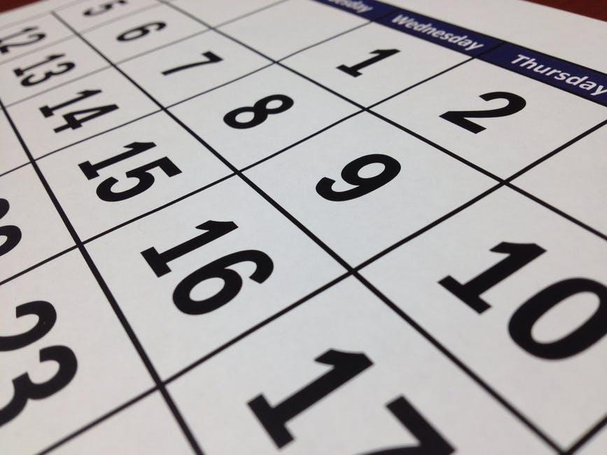 Luty najkrótszym miesiącem w roku