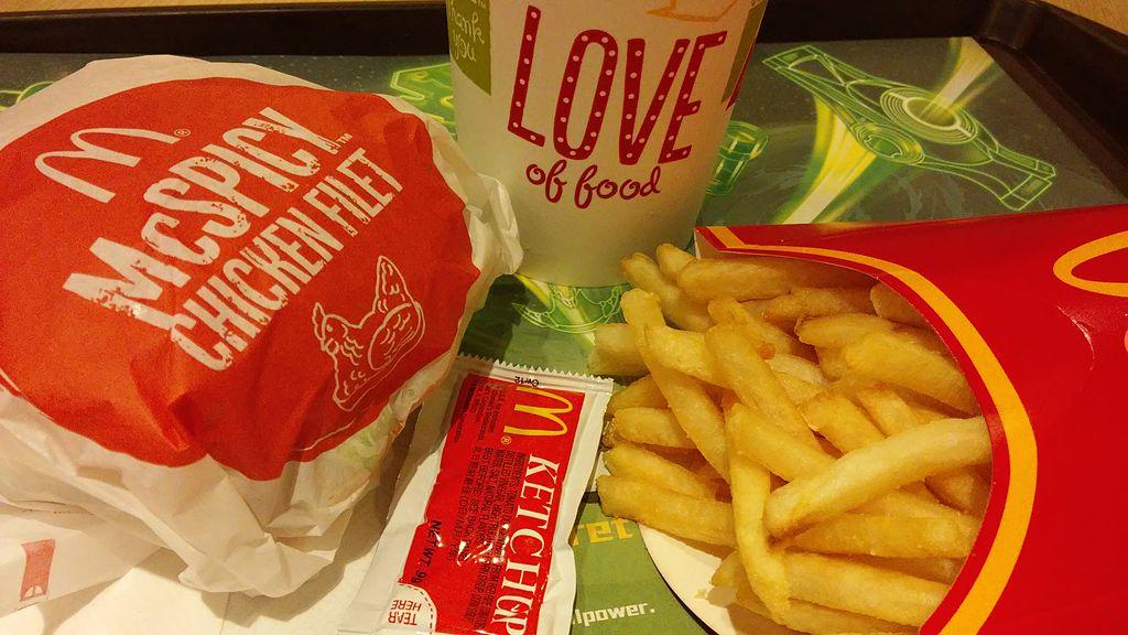 Kraje, w których nie zjesz w McDonalds