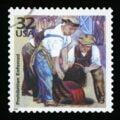 Znaczek pocztowy Prohibicja w USA