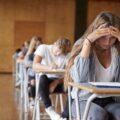 egzamin, test, nastolatkowie