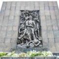 Pomnik Bohaterów powstania w getcie warszawskim